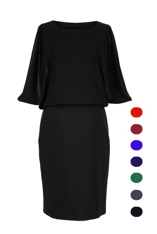 e888e5f77c Sukienki koktajlowe szyte na miarę. Eleganckie suknie wizytowe (2 ...