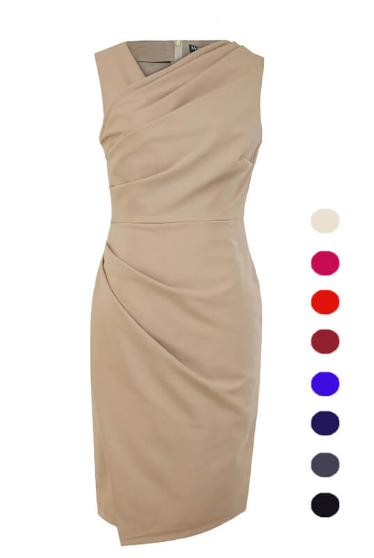 a614747438dd49 Sukienki na Wesele dla Puszystych (Plus Size)   Duże rozmiary XXL i ...