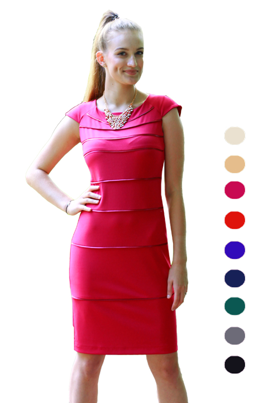 3cbdba4468 Sukienki Proste dla Puszystych na Wymiar. Suknie Duże Rozmiary