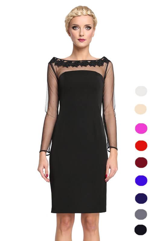 301b97d62b6bd1 Sukienki na Wesele dla Puszystych (Plus Size) | Duże rozmiary XXL i ...