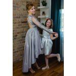 4e6a6c9412bab2 LaKey Dafne koronkowa asymetryczna sukienka na wesele. Sukienki ...