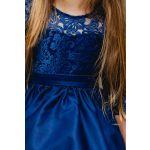 00fde2c4628eeb ... LaKey Dafne Asymetryczna sukienka koronkowa dla dziewczynki 2 ...