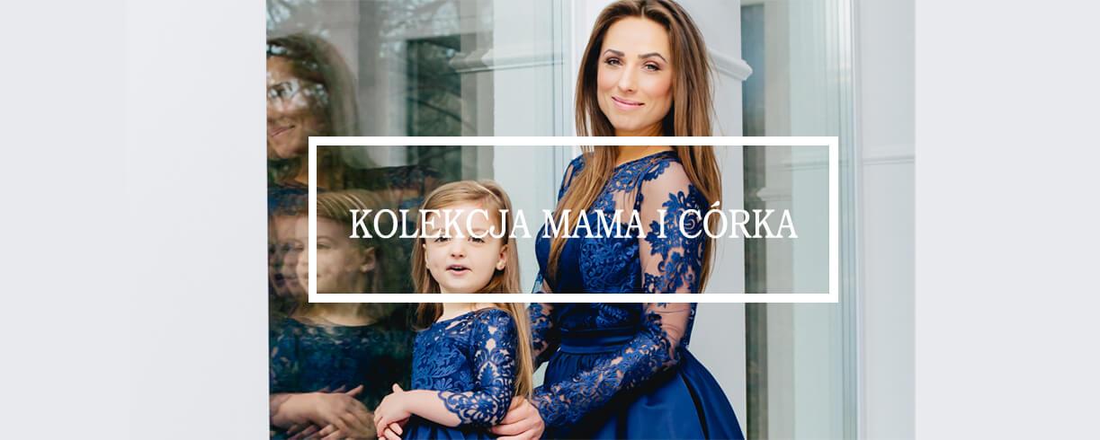 1cc06ae506 Sukienki MAMA i CÓRKA. Koktajlowe sukienki dla puszystych XXL PLUS ...