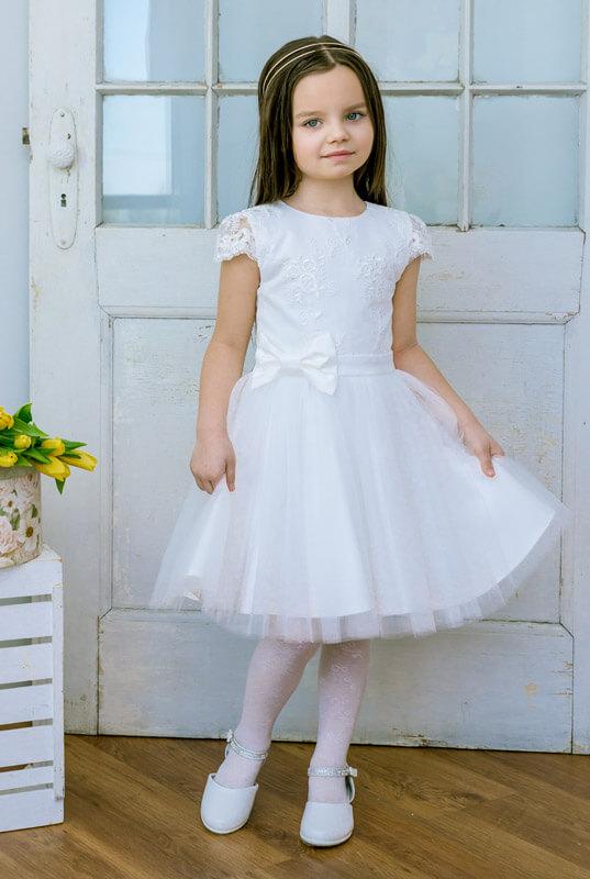 bc3f0cb90e LaKey Caroline sukienka koronkowa komunijna i pokomunijna . Dla ...