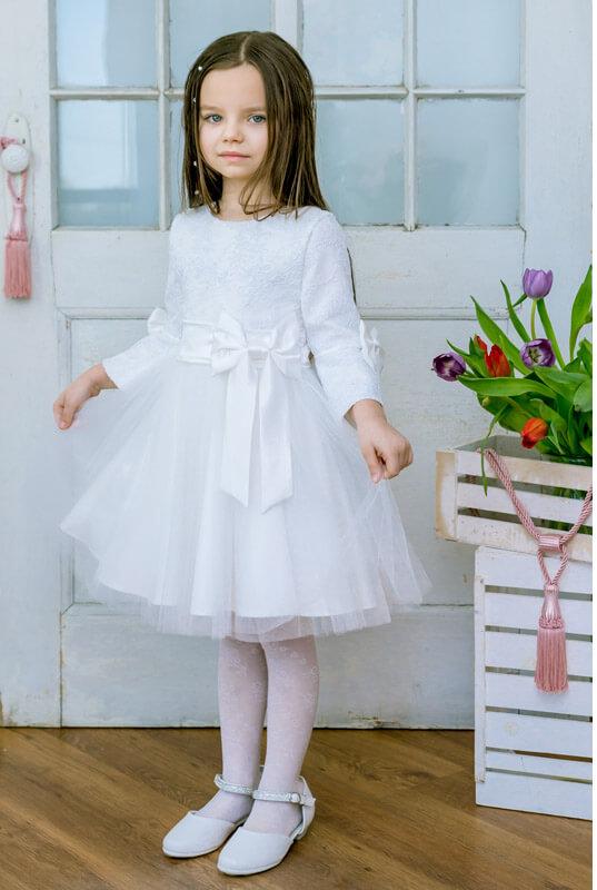 e6ed91a2c6 LaKey Charlotte sukienka koronkowa komunijna i pokomunijna . Dla ...