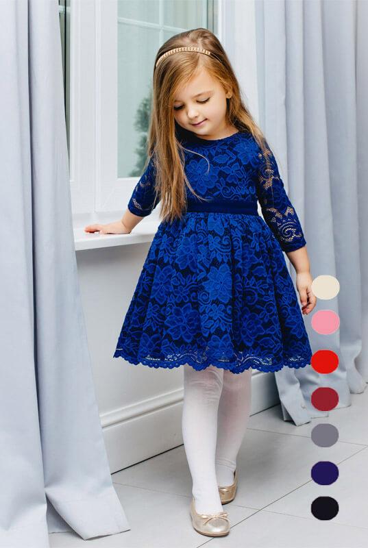 c8fc621aa2 LaKey Mia sukienka koronkowa dla dziewczynki. Dla dzieci - Sklep ...