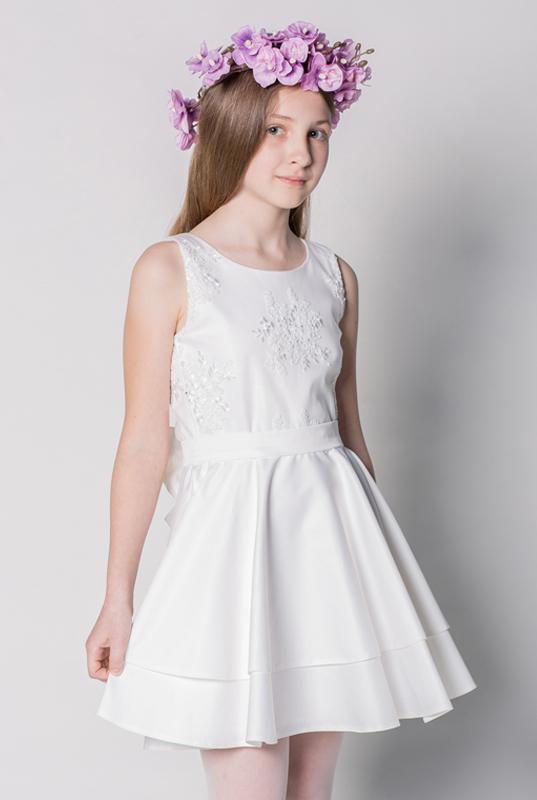 a6476d333d LaKey OLIWKA Sukienka na komunię. - Sklep online z cudownymi sukienkami  Gorzów Wielkopolski